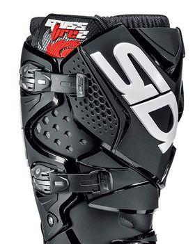 Sidi Crossfire 2 MX Boots Black