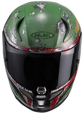 HJC RPHA 11 Star Wars Boba Fett helmet 2017