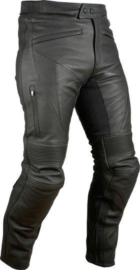 Weise Hydra waterproof leather jeans