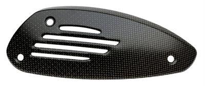 Vespa GTS Super Carbon Heat Shield