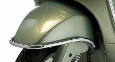 Vespa LXV Chrome Front Bumper