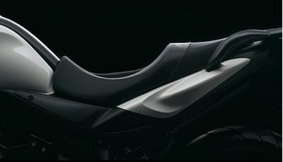 Suzuki V-Strom 650 ABS Lower Seat