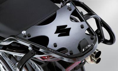 Suzuki GSX650F Top Case Set