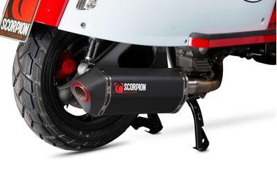 Scorpion Serket Full System Scomadi TL200