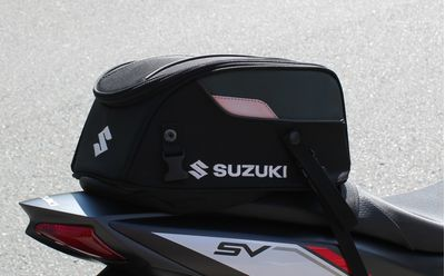 Suzuki SV650 Rear Seat Tail Bag