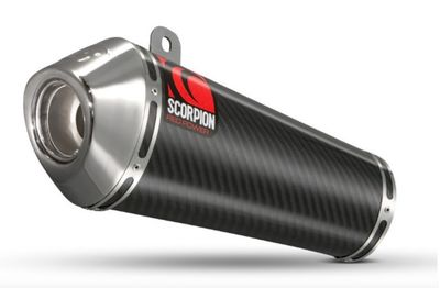 Scorpion Power Cone Carbon