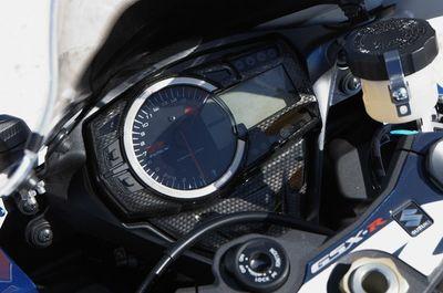 Suzuki GSXR 600 750 Meter Cover
