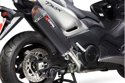 Scorpion Serket full system exhaust Yamaha T-MAX 530