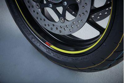 Suzuki GSX-S 125 Wheel Rim Decal