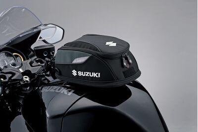 Suzuki Small Tank Bag - Ring Fixation