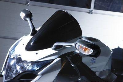 Suzuki GSX-R 1000 Double Bubble Windshield