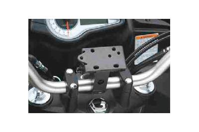 Suzuki V-Strom 650 ABS Sat Nav Installation Bracket