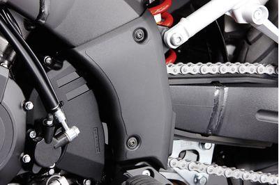 Suzuki V-Strom 1000 Frame Protection Sticker Set