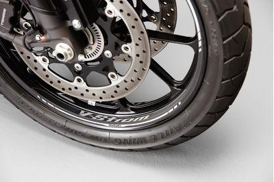 Suzuki V-Strom 1000 ABS Wheel Rim Decal