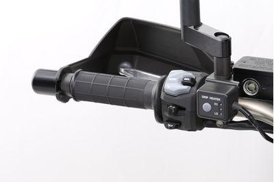 Suzuki V-Strom 1000 ABS Heated Grip Set