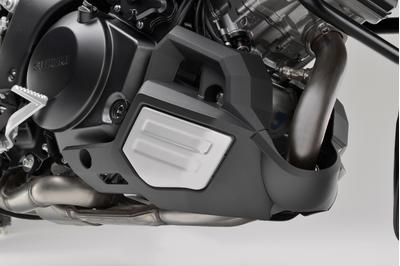 Suzuki V-Strom 1000 ABS Under Cowling