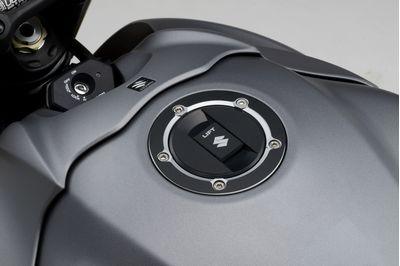 Suzuki V-Strom 650 GSX-S1000 Fuel Cap Trim