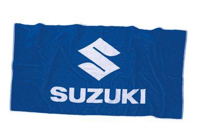 Suzuki Towel - Blue