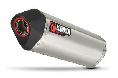 Scorpion Serket Stainless Exhaust