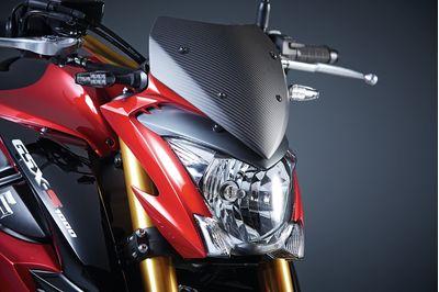 Suzuki GSX-S1000 Meter Visor Carbon