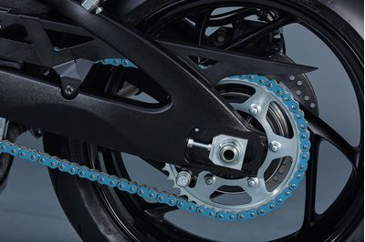 Suzuki GSX-S1000 Coloured Chain