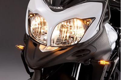 Suzuki V-Strom 650 LED Turn Signal Indicator Kit