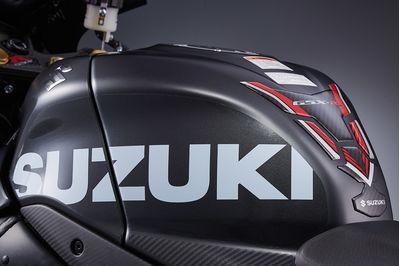 Suzuki GSXR 1000 Tank Pad Protector