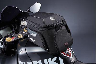 Suzuki GSX-R1000 Large Tank Bag Ring Fixation