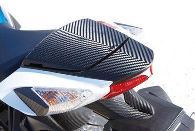 Suzuki GSXR 600 750 rear seat tail cover