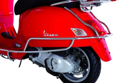 Vespa GTS / GTS Super Chrome Rear Protection