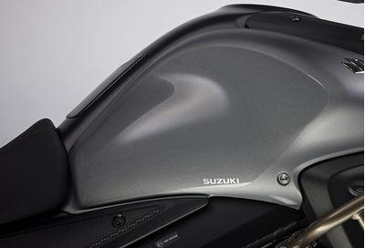 Suzuki V-Strom 650 ABS Tank Protection Foil Set Clear