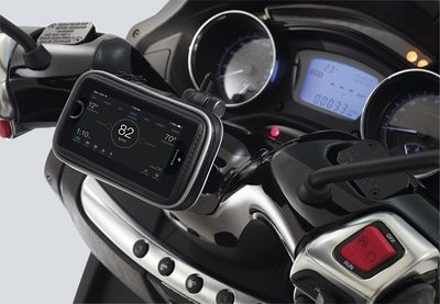 Piaggio MP3 ABS Sport Multimedia Bracket Bike