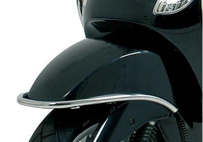 Vespa LX Chrome Front Bumper