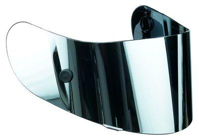 Genuine AGV Iridium Silver Mirror Visor