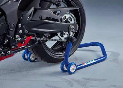 Suzuki Rear Paddock Stand