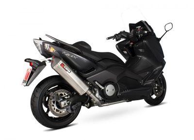 Scorpion Serket Full System Exhaust Yamaha T-Max 530 2012 2017