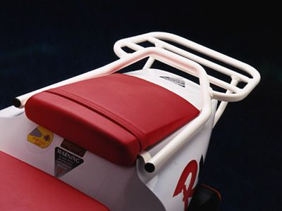 Renntec Sports Rack Carrier White