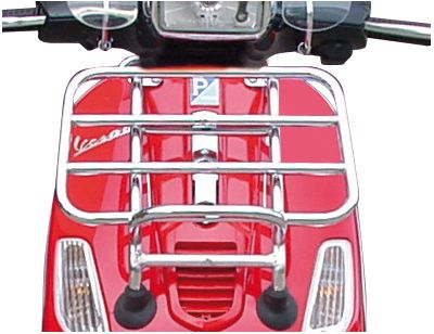 Vespa S Front Rack