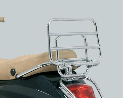 Vespa LX Rear Carrier