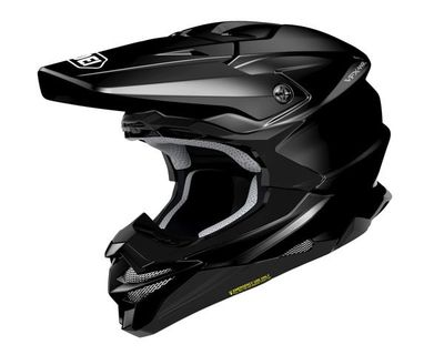 Shoei VFX-WR Black MX helmet