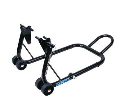Oxford Big Black Bike Stand Rear