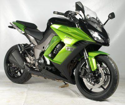 R&G Crash Protectors - Kawasaki Z1000SX (Ninja 1000) (2011-2016) | Free UK Delivery