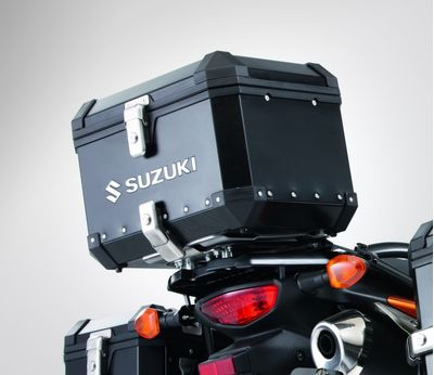 Suzuki V-Strom 650 ABS Top Case Luggage Set
