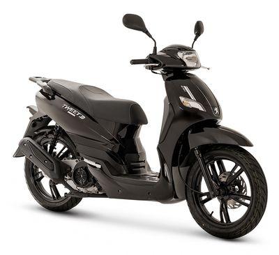 Peugeot Tweet 125cc Black Scooter Mansfield Nottingham