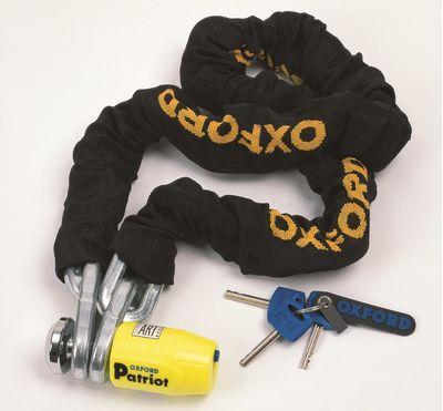 Oxford Patriot Chain Lock