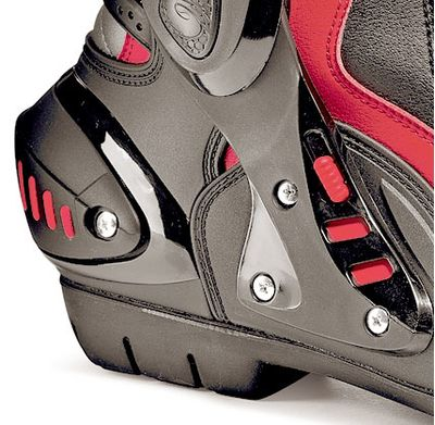 Sidi ST Boots - Red / Black