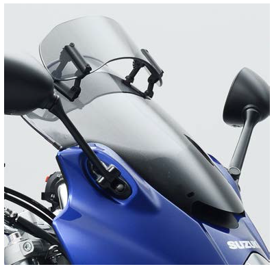 Suzuki GSX1250F Vario Touring Screen Clear