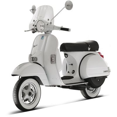 Vespa PX Clear Flyscreen