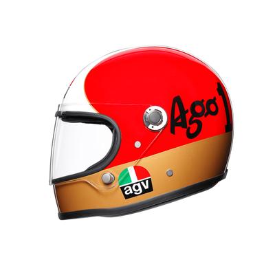 AGV X3000 Ago Giacomo Agostini Replica Helmet