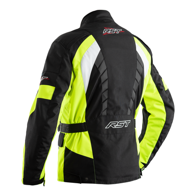 RST Alpha 4 Jacket - Flo Yellow